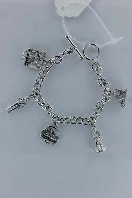 Luckycharm human bracelet