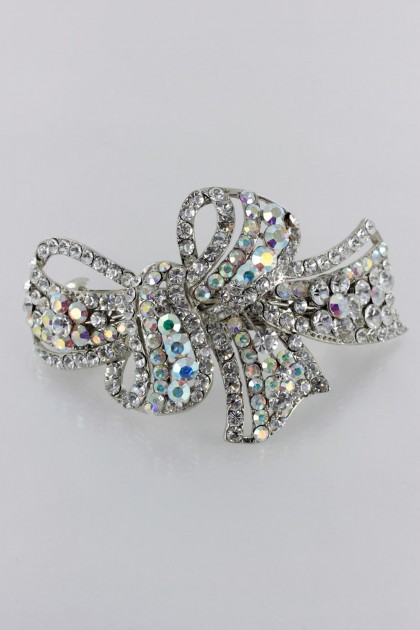 Limited Large Ribbon Barrette