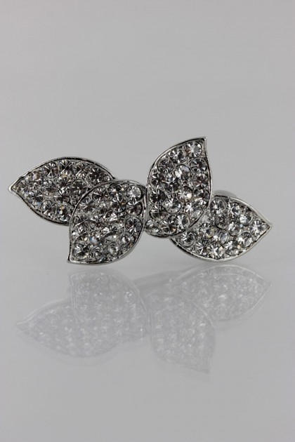 Small Leaf Barrette