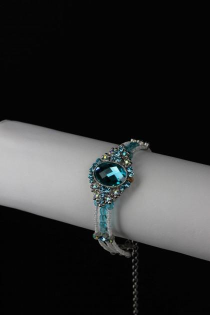 Anastasha Middle  Age Style Bracelet