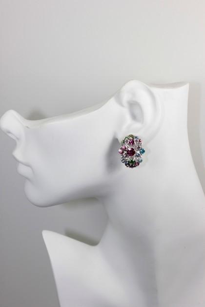 Clip on earring