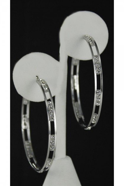 50MM HOOP EARRING