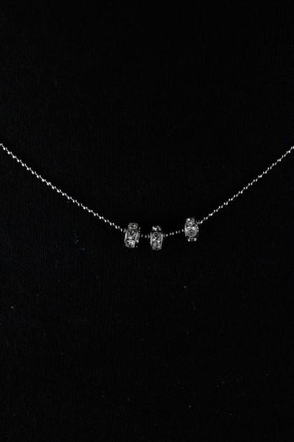 Round Mini Necklace