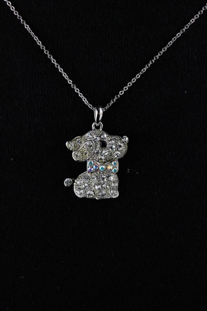 Puppy II Pendant Necklace