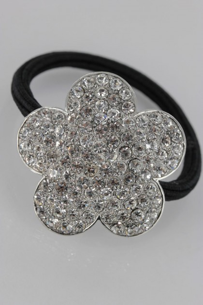 Flower Ponytail Holder Wholesale