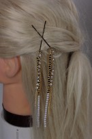 Hair Codi Three Line Bobby Dangle