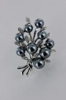 pearl brooch wholesale