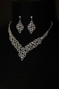 Boat royal necklace set