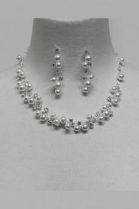 Pearl Wedding Neckalce