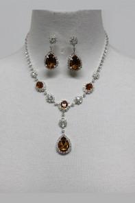Everyday Rhinestone Necklace