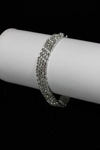 amanda rhinestone bracelet