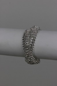 Wedding Rhinestone Bracelet