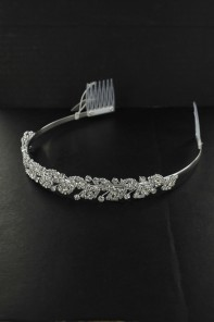 FEATHER TIARA