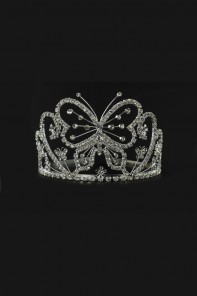 BIG BUTTERFLY TIARA