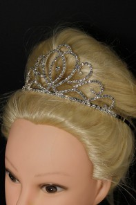Crown large tiara jewelry