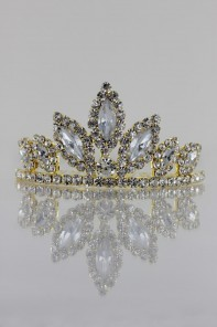 SMALL CROWN WEDDIGN TIARA
