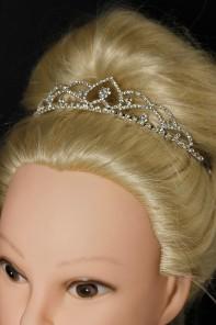 Wave tiara