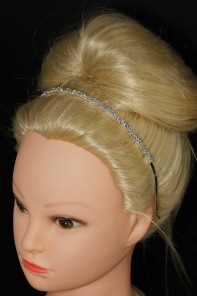 lighting simple headband style tiara