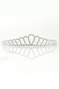ROUND CROWN HAIR TIARA