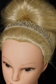 Mountain tiara headband