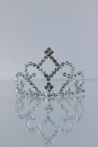 Sharp mountain small tiara