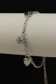 Crystalball bracelet