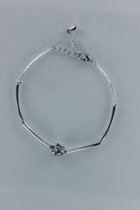 Crystalball fashion bracelet
