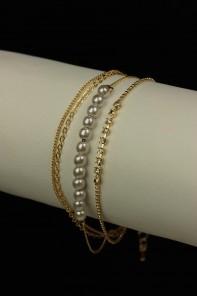 Sway pearl bracelet