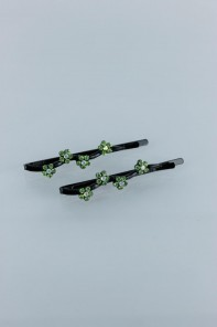 Flower bobby pin (set of 2)