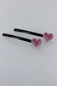 Lovely Heart Bobby Pin