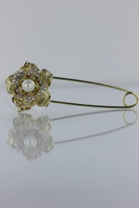 Sunflower cloth pin