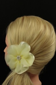 Pearl flower wedding ccorsage