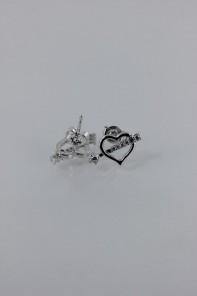 Cupid CZ Earring