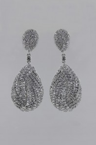 Elegance Wedding CZ Earring