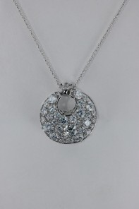 Timeless CZ Pendant Necklace Wholesale