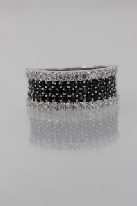 Basic Pavement CZ Ring Wholesale