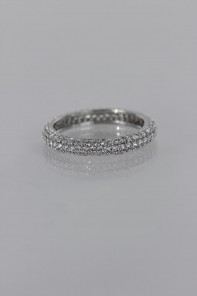 Engagement CZ Ring