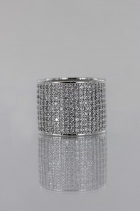 Pavement Lux CZ Ring