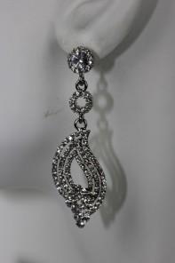 Royal bri and fashion stud earring