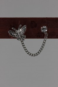 Mini Mini Butterfly II Stud Earring