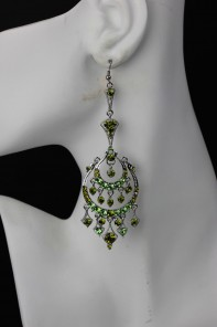 Elegance Red Carpet Hook Earring