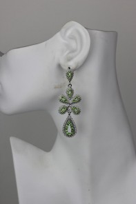 Cad Style Stud Earring