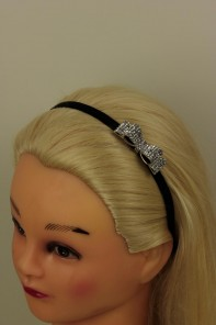 Double Bow Headband
