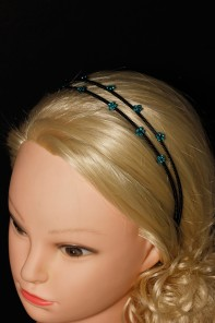 Flower Garden Prom Headband