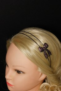 Multi Ribbon Casual Headband