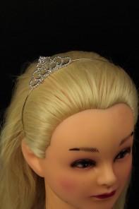 Tiara crown headband