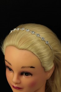 Flower Headband Tiara
