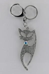 Sexy Cat Key Chain
