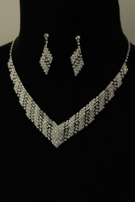 wedding necklace sets
