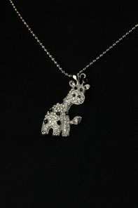 Kirin pendant necklace